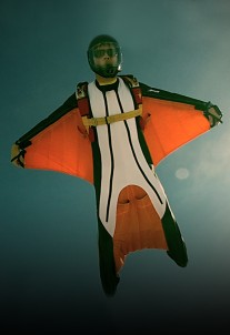 Wingsuit school